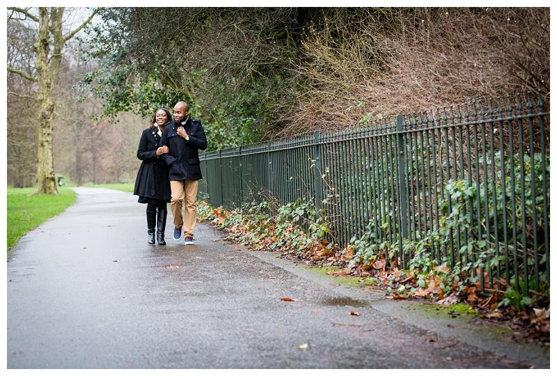 Top London Engagement Photographer Hyde Park