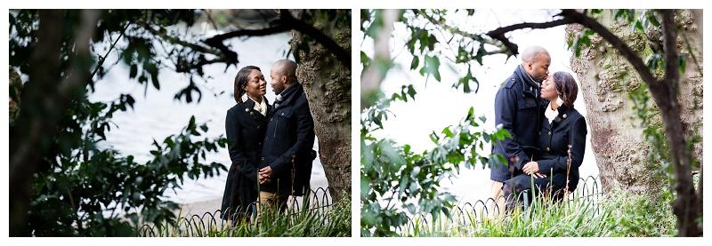Gorgeous London Engagement Photographer Hyde Park