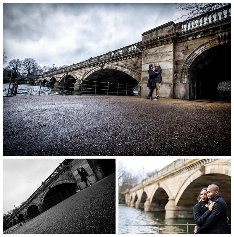Creative London Engagement Photographer Hyde Park