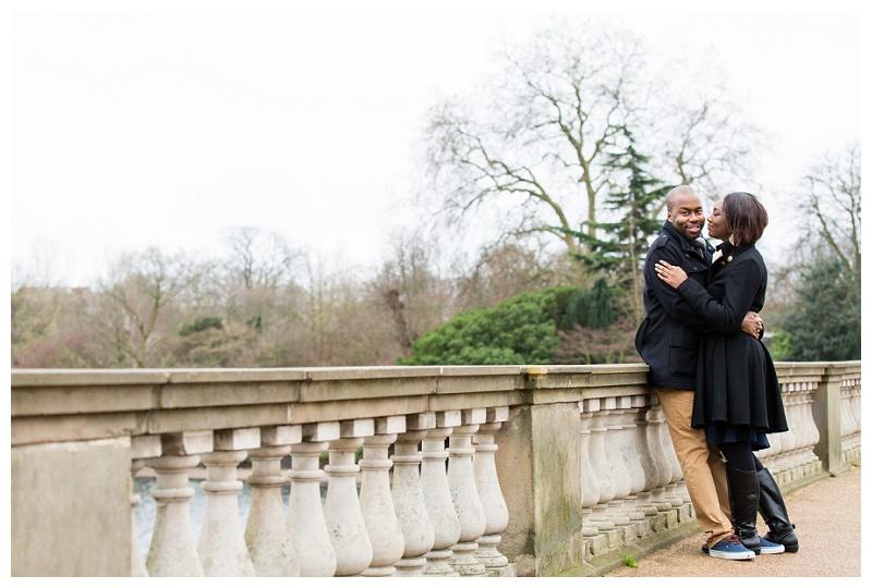 Best Central London Engagement Photographer Hyde Park