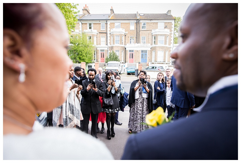 Best Reportage London Wedding Photographer