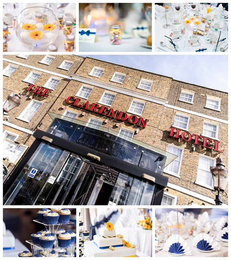 Best London Wedding Venue Clarendon Hotel
