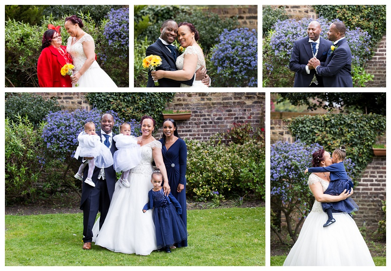 Amazing London Wedding Photographer Clarendon Hotel