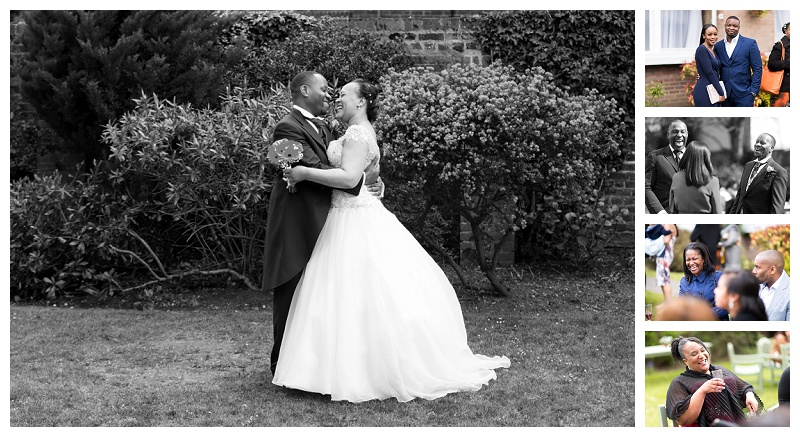 Amazing London Wedding Photography Clarendon Hotel