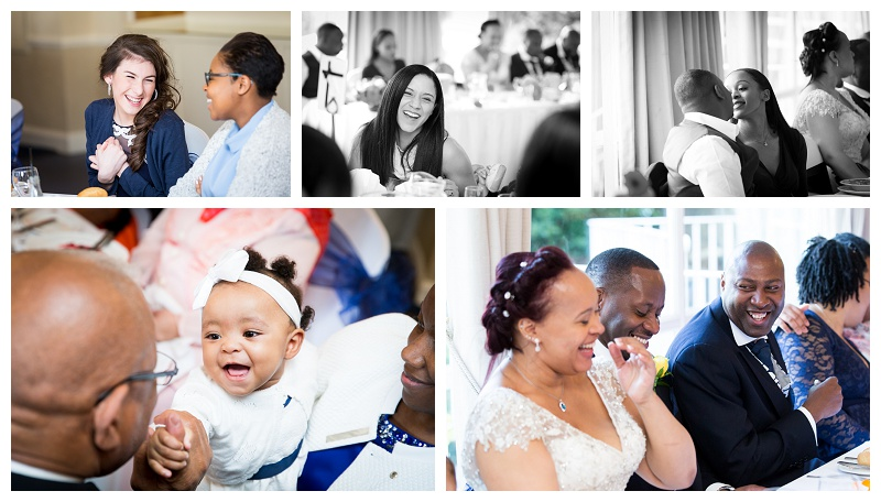 Friendly London Wedding Photographer Clarendon Hotel