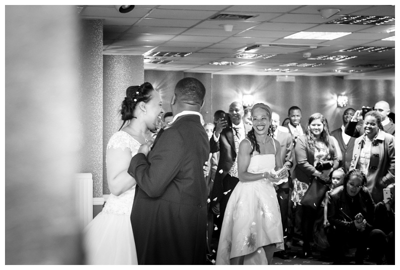 Best London Wedding Photography Clarendon Hotel