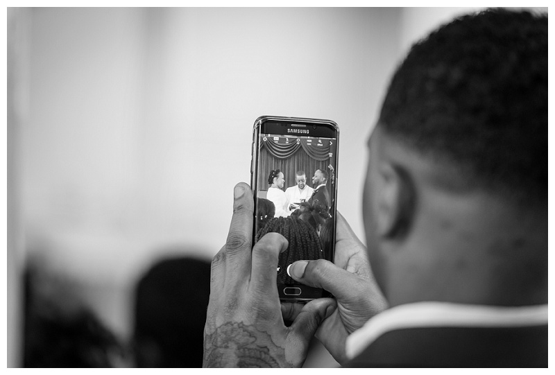 Cool London Wedding Photography Clarendon Hotel