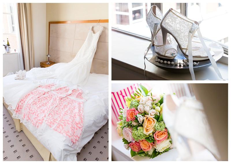 Top London Wedding Photographer Lansdowne Club Bridal Details