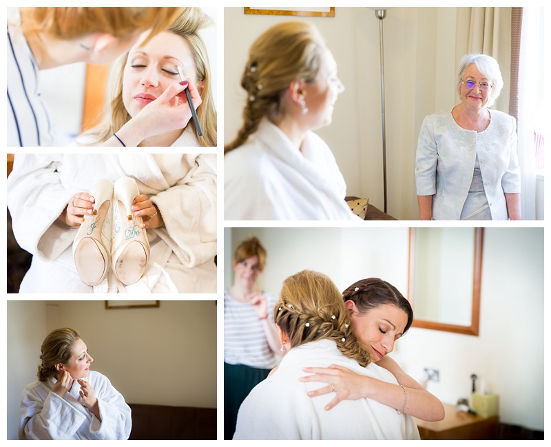 Top London Wedding Photographer Lansdowne Club Bridal Prep