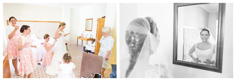 Top London Wedding Photographer Lansdowne Club Art Deco Wedding Veil
