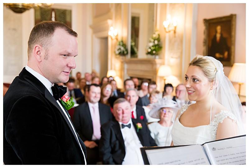 Top London Wedding Photographer Lansdowne Club Wedding Portrait
