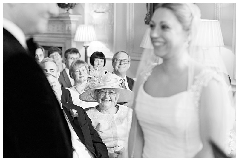 Lansdowne Club Wedding Photographer Happy Bride Mum