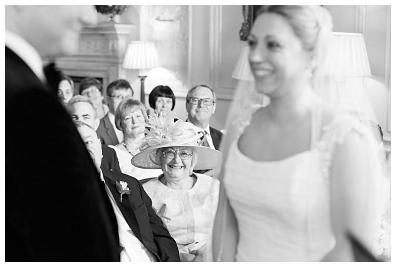 Lansdowne Club Wedding Photographer Happy Bride Mum