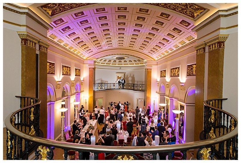 Reportage Wedding Photography Lansdowne Club Ballroom