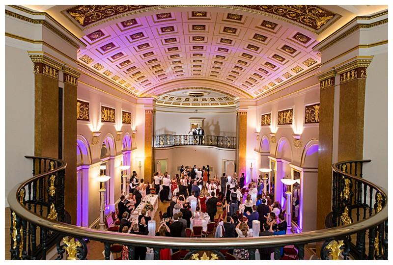 Reportage Wedding Photography Lansdowne Club Ballroom