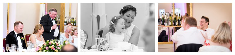 Reportage Wedding Photography Lansdowne Club Wedding Breakfast