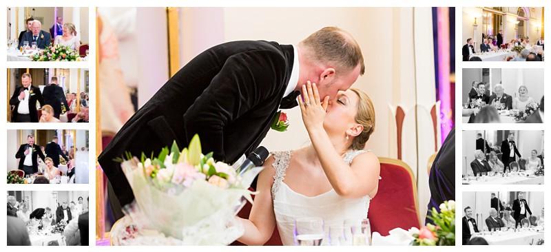 Reportage Wedding Photography Lansdowne Club Wedding Speeches