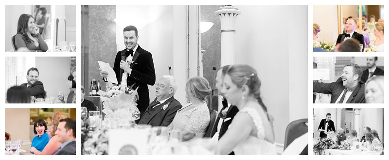 Natural Wedding Photographer Lansdowne Club