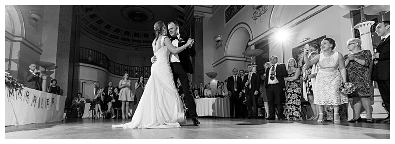 Elegant Wedding Photographer Lansdowne Club