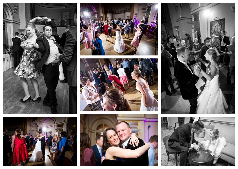 Fun Wedding Photographer Lansdowne Club