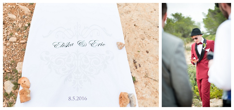 Destination Wedding Photographer Ibiza Clifftop Wedding