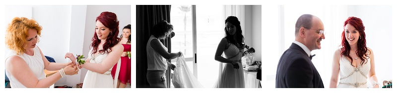 Destination Wedding Photographer Ibiza Bridal Prep