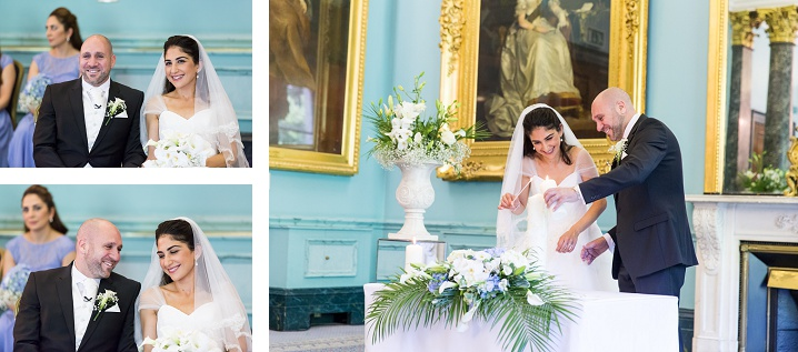 best london insitute of directors photographer candid wedding ceremony