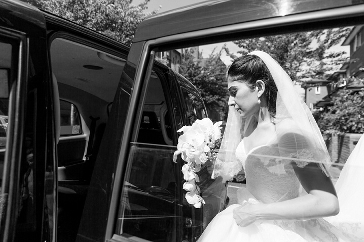 best london wedding photographer the brides transport
