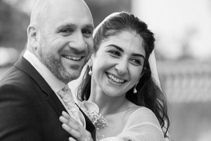 luxury wedding photography candid wedding photograph
