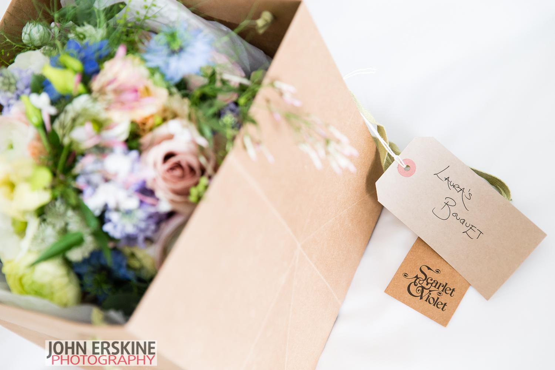 Claridges Wedding Flowers Scarlet and Violet Florists