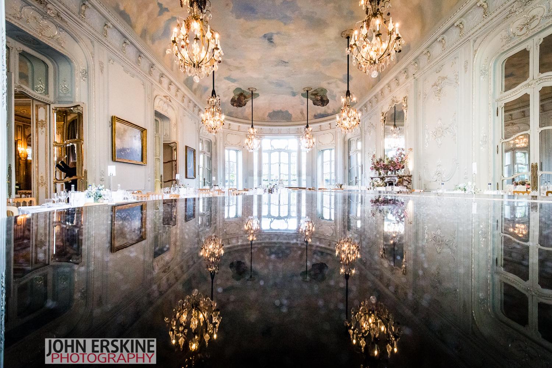 Savile Club Ballroom Piano Reflection Magnificent Mayfair