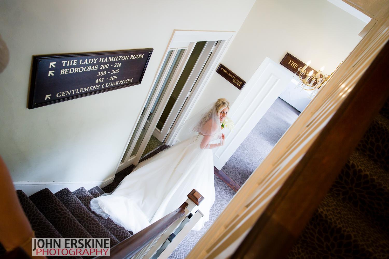 Surrey Bridal Prep Wedding Smiles