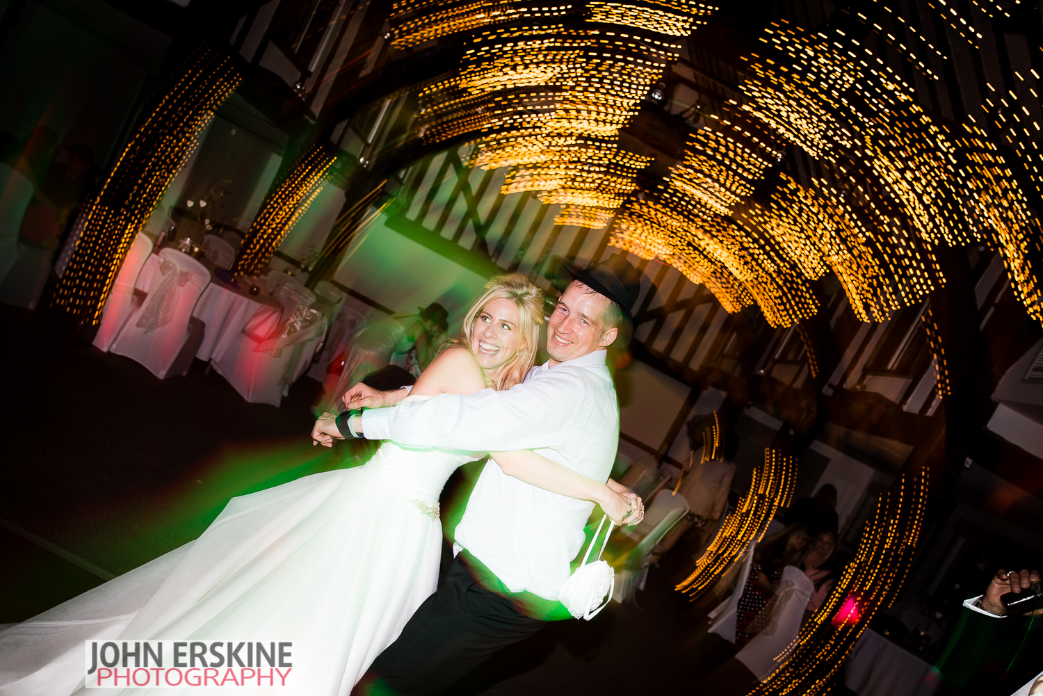 slow shutter photography party dancing