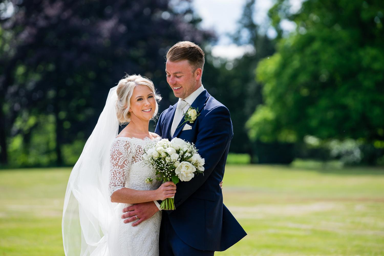 Stoke Place Wedding Portraits