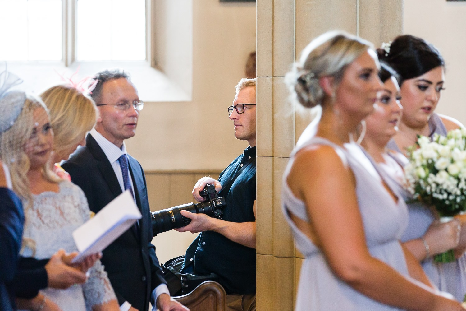 Marlow Wedding - Pro Second Shooter