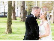 Stunning Wedding Photography Lansdowne Club Berkeley Square Gardens
